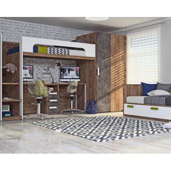 Комната для двоих детей Портмор Fmebel