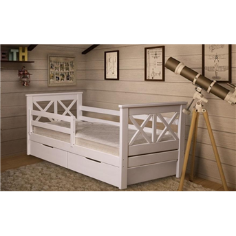 Кровать-диванчик с дополнительным спальным местом Лиззи Мистер Мебл 90x200