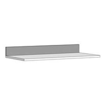 Борт декоративный для компьютерного стола (max 2750 мм) (схема) Fmebel