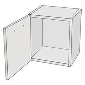 Шкаф навесной левый (схема) Fmebel