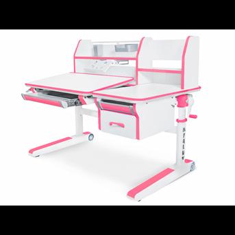 Стол Sherwood W/PN (арт. BD-830 W/PN) Mealux розовый
