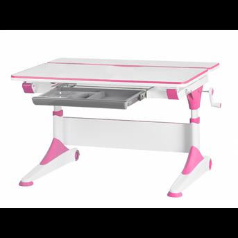 Стол Alberto Pink (арт. EVO-500 WP) Evo-kids розовый