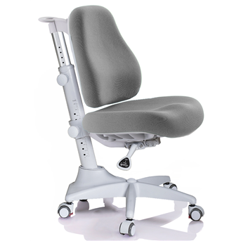 Кресло Match G gray base (арт.Y-528 G) Mealux обивка серая