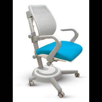 Кресло Ergoback BL (арт.Y-1020 BL) Mealux голубой