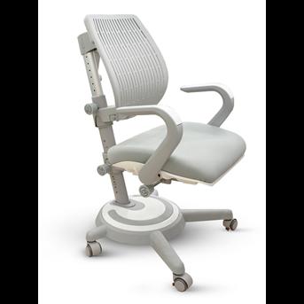 Кресло Ergoback BL (арт.Y-1020 BL) Mealux серый