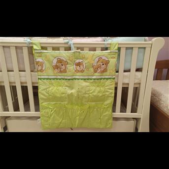 Распродажа ДБ070 Карман для детской кроватки Медисон 60*70