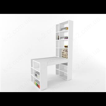 5 Стол-стеллаж 125 правый К-2 стандарт