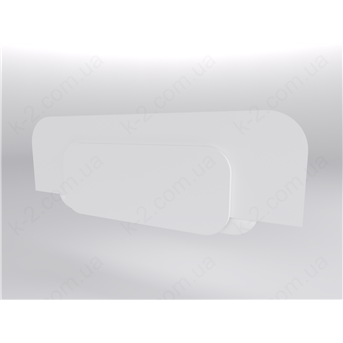 24 Съемный бортик для кровати K-2 стандарт