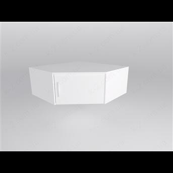 43 Антресоль шкафа углового К-2 элит