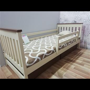 Распродажа Кровать-диванчик с ящиками и бортом Адель Луна 80x190