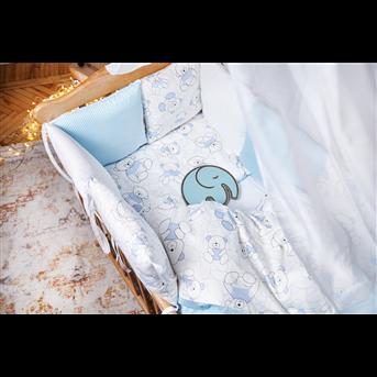 Распродажа Спальный набор в детскую кровать Верона мишки Добрый сон 60х120
