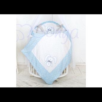 Распродажа Комплект Lucky star голубой (6 предметов) Маленькая Соня