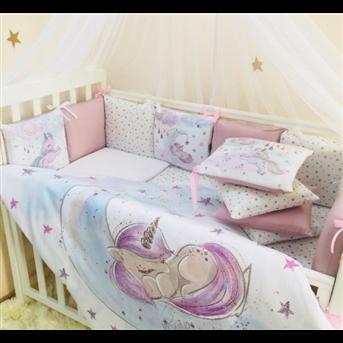 Распродажа Комплект Magic Единорог розовый (6 предметов) Маленькая Соня