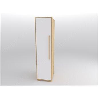 14 Шкаф однодверный 50 серия Nature White К-2 стандарт