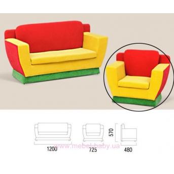 Кресло детское Салли-6