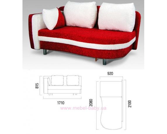 Диван-кровать Джипси-5 Ливс
