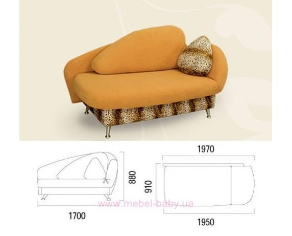 Диван-кровать Джипси-6 Ливс