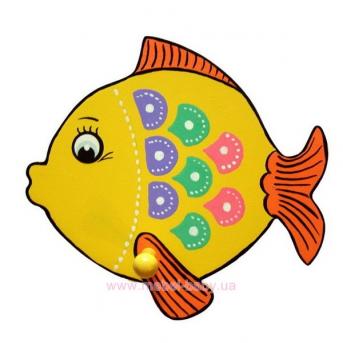 Вешалка Рыбка