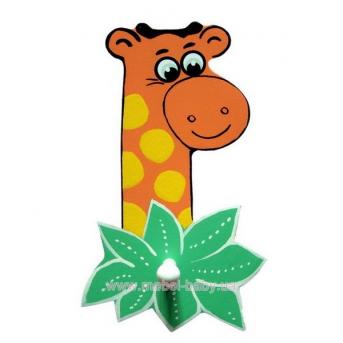 Вешалка Жирафик