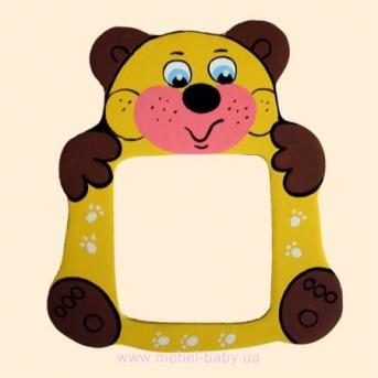 Рамочка для фото Мишка