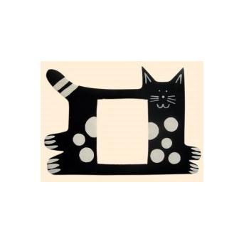 Рамочка для фото Кот прямоугольный