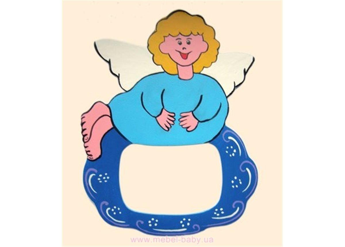 Рамочка для фото Ангелочек