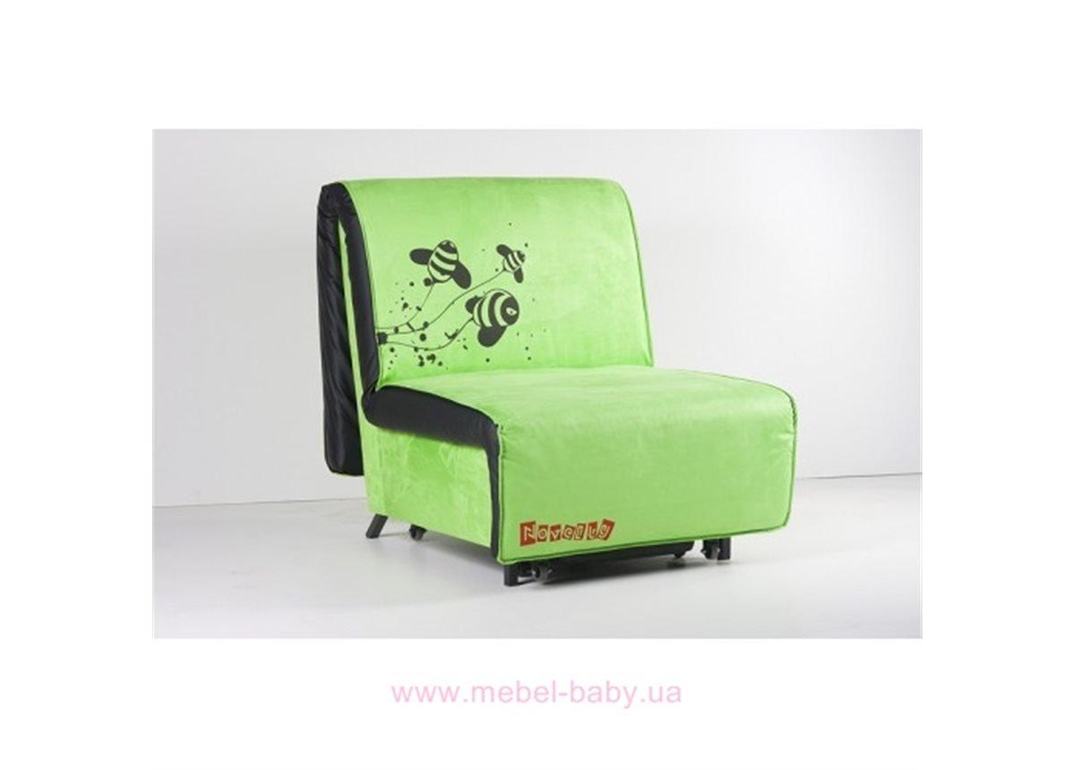 Кресло-кровать Elegant спальное место 0.8 Novelty