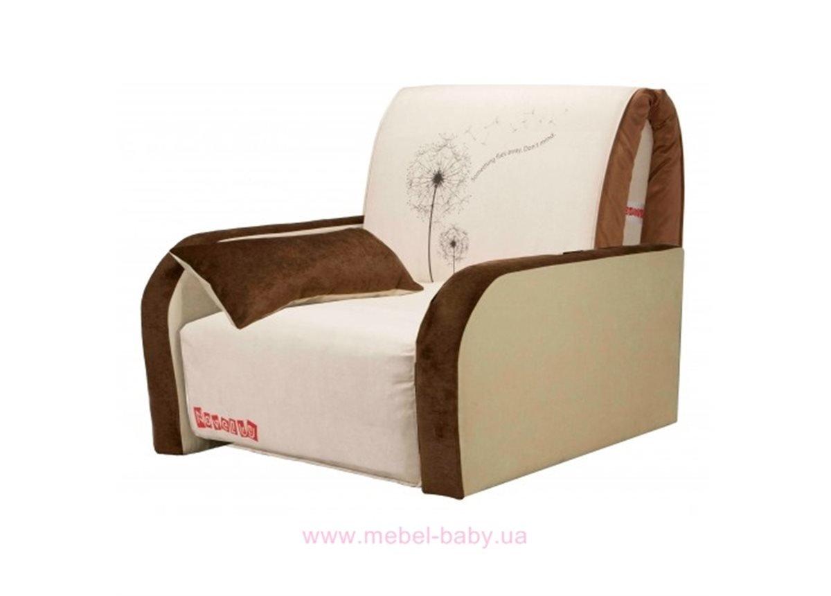 Кресло-кровать Max спальное место 0.8 Novelty
