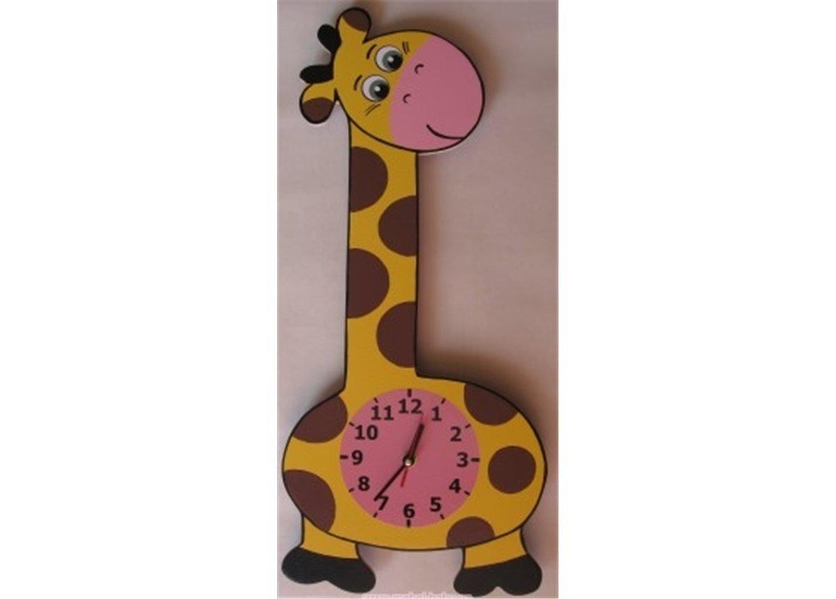 Настенные часы Жираф
