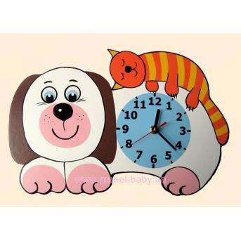 Настенные часы Тихий час