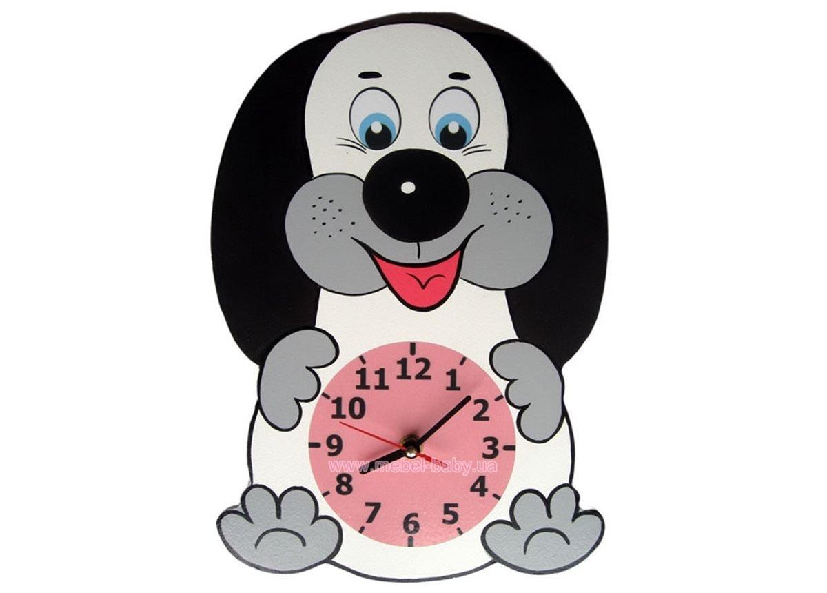 Настенные часы Собачка-1