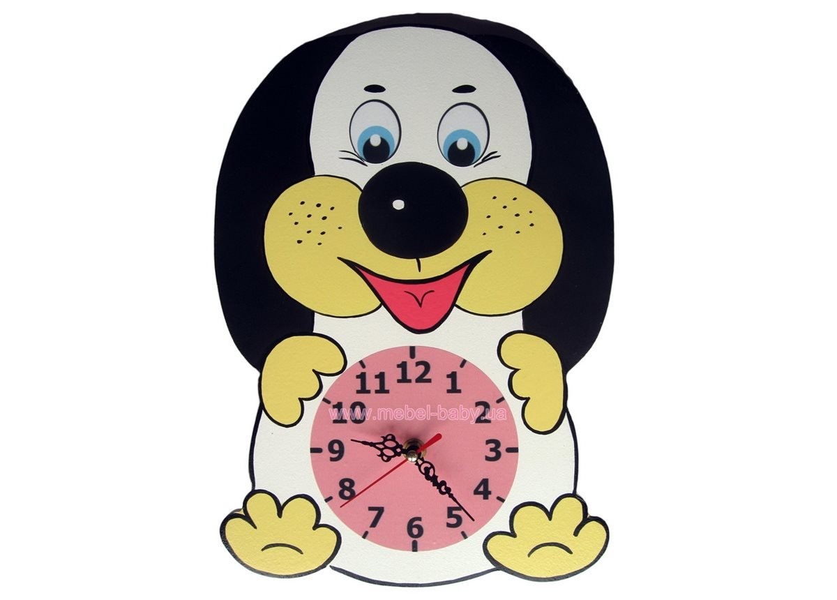 Настенные часы Собачка-2