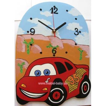 Часы Тачки