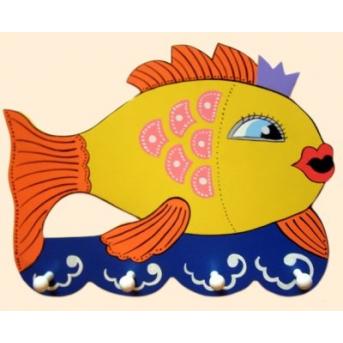 Часы Золотая рыбка