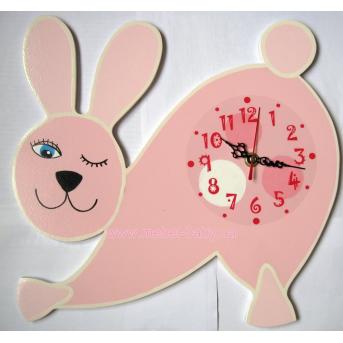 Часы Зайчик Прыгун