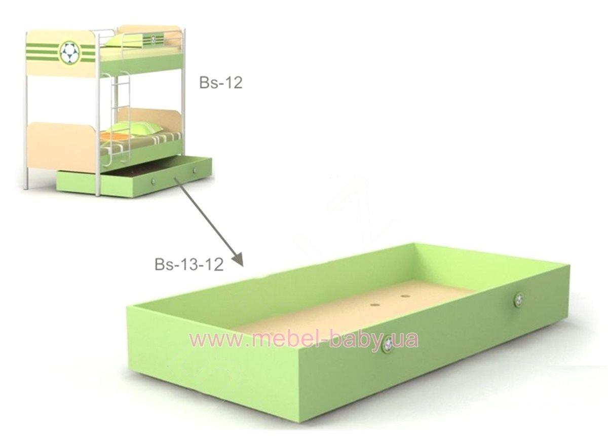 Ящик на колесах Bs-13-12