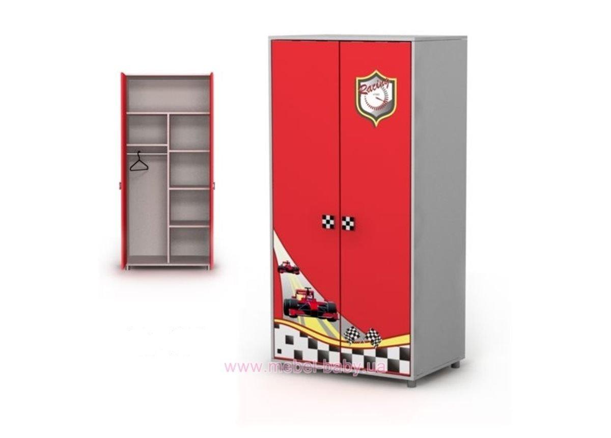 Двухдверный шкаф Dr-02-1