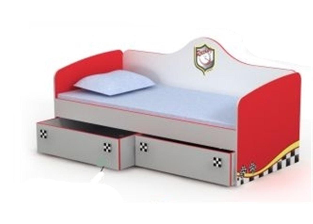 Кровать-диванчик (матрас 1200 * 2000) Dr-11-5