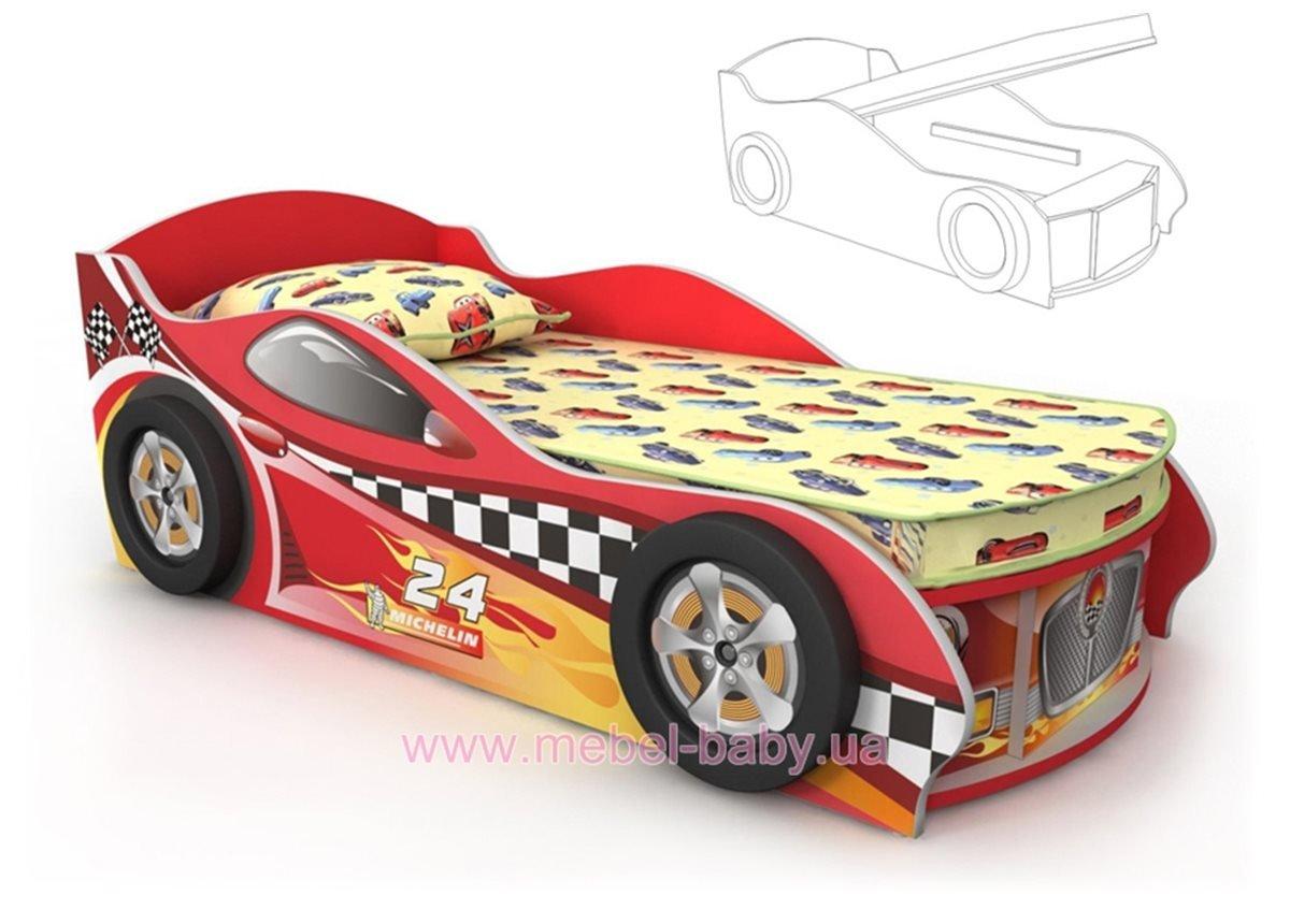 Кровать-машинка_Dr-11-80mp