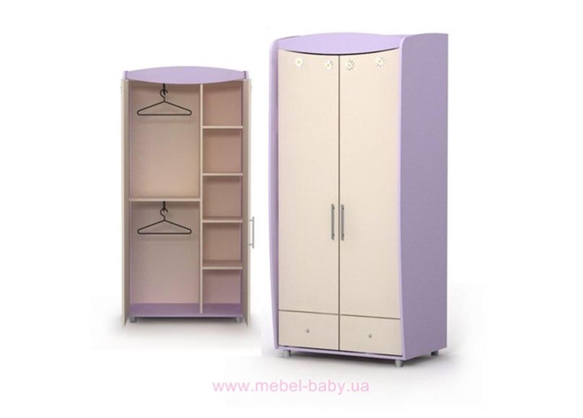 Двухдверный шкаф Si-02-3