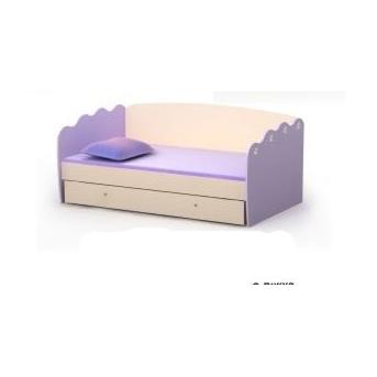 Кровать-диванчик (матрас 1200 * 2000) Si-11-5