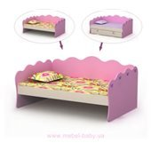 Кровать-диванчик (матрас 1200 * 2000) Pn-11-4