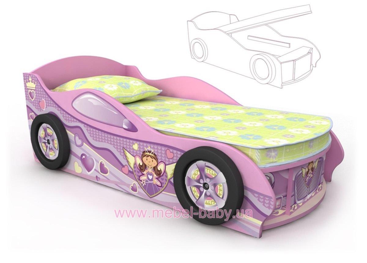 Кровать-машинка Pn 11 70mp