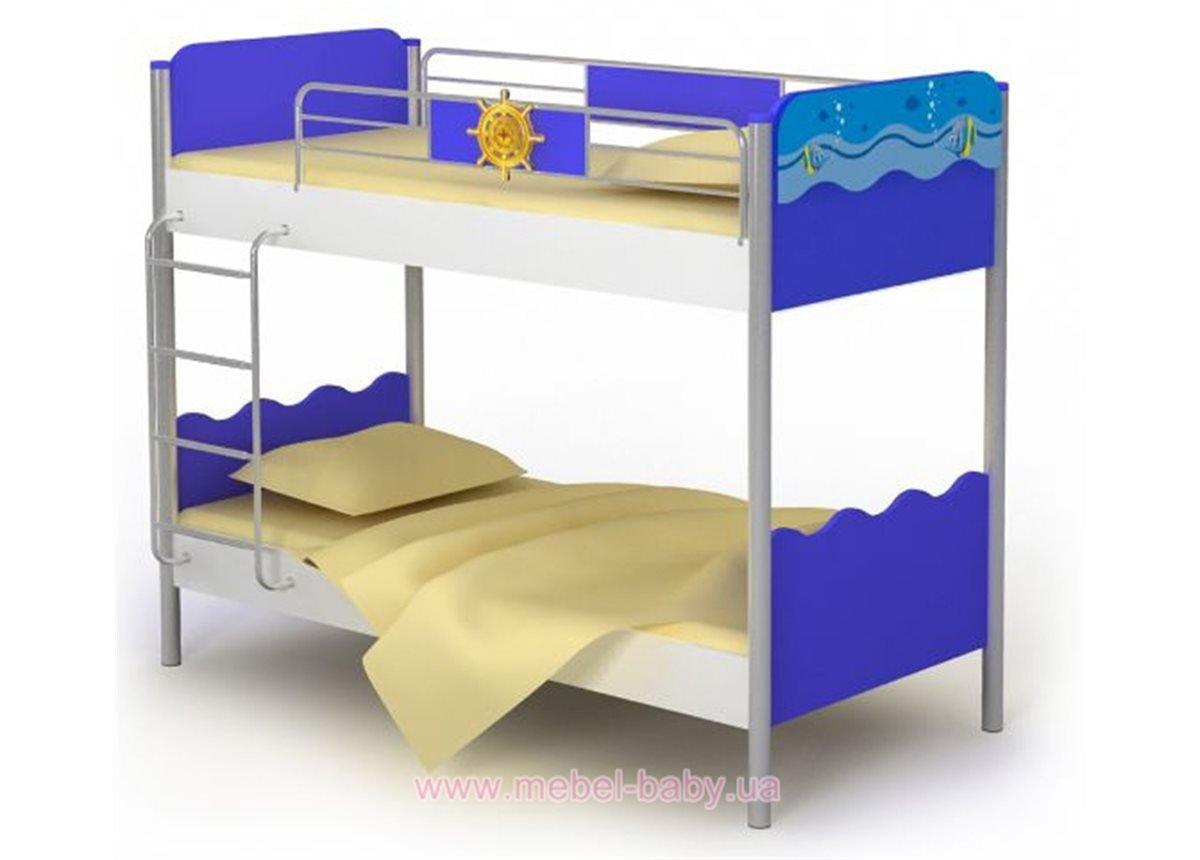 Двухэтажная кровать Od-12