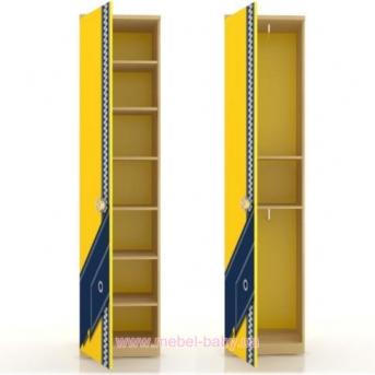 Джинс ЛД.507.020.000 шкаф одностворчатый