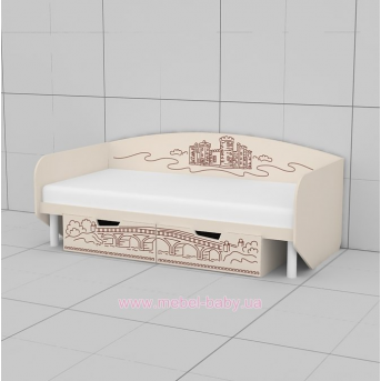 Кровать L-01 Paris