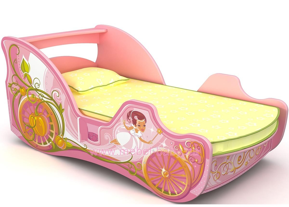 Кровать-карета Cn-11-80