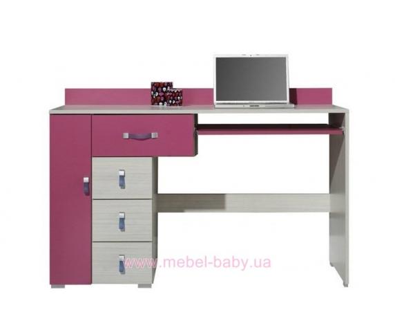 Распродажа Стол KM 13 Meblar розовый