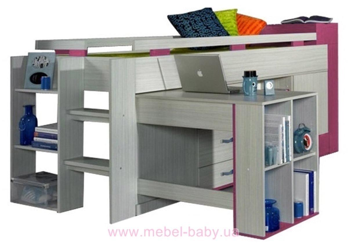 Кровать со столом KM 16 Meblar