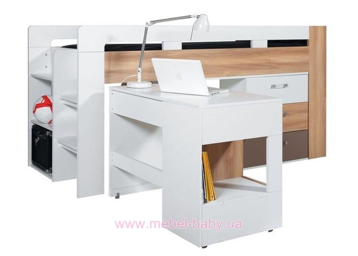 Кровать со столом BL 19 Meblar